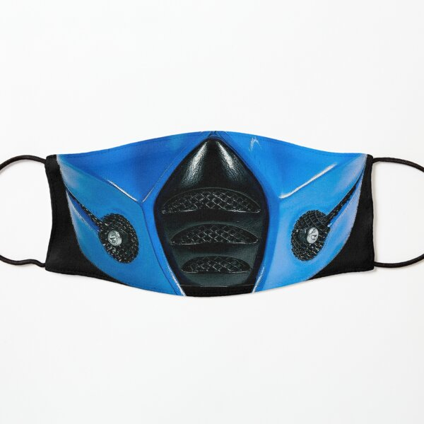 sub zero mask warrior Kids Mask
