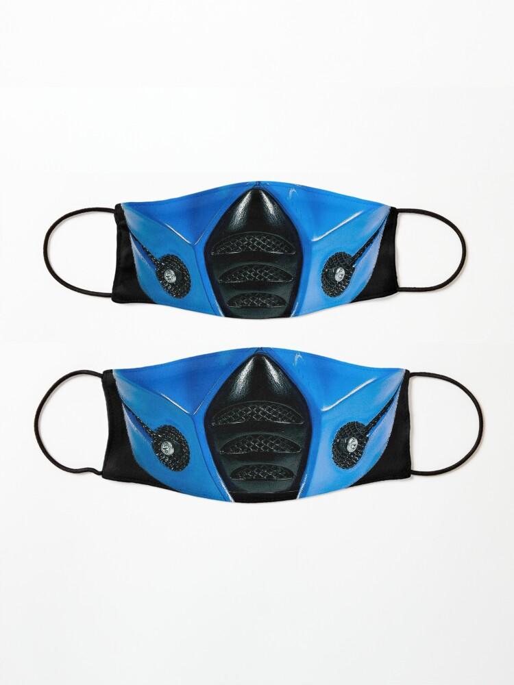 Alternate view of sub zero mask warrior Mask