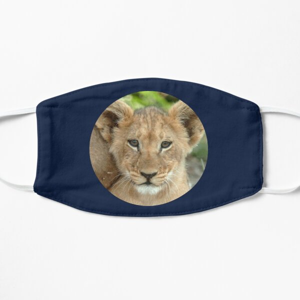 Lion cub Mask