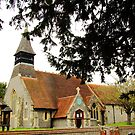 St Peter and St Paul, Wymering by thermosoflask