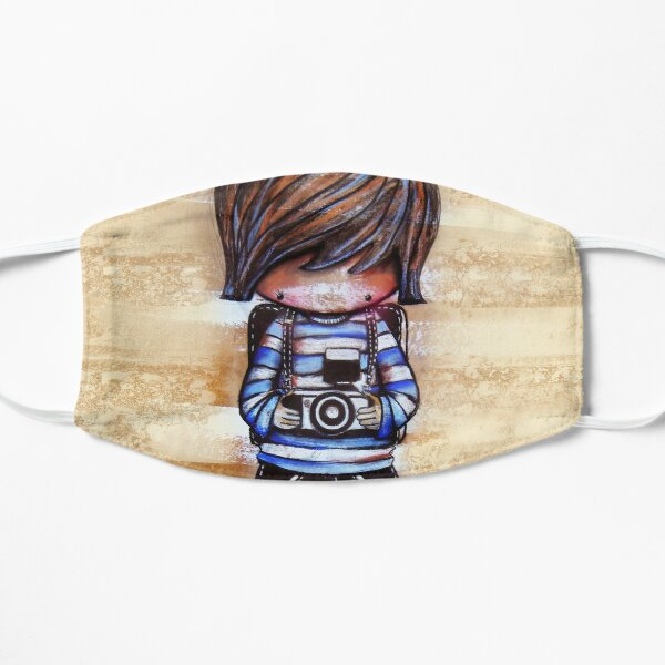 Smile Baby Photographer  Mask