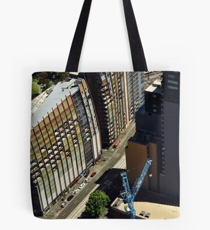 from level 42 Tote Bag