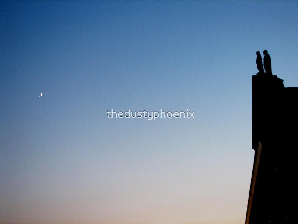 Dusk Watchers by thedustyphoenix