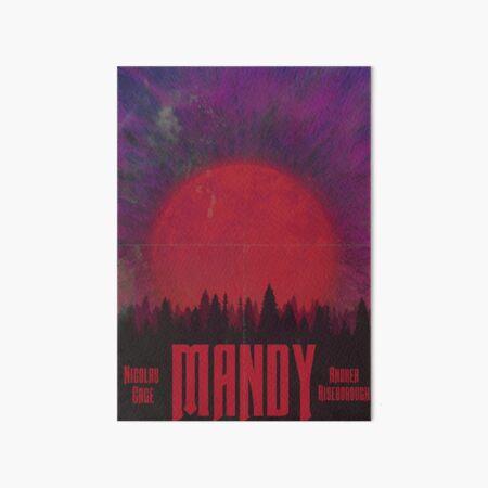 Affiche du film Mandy Impression rigide