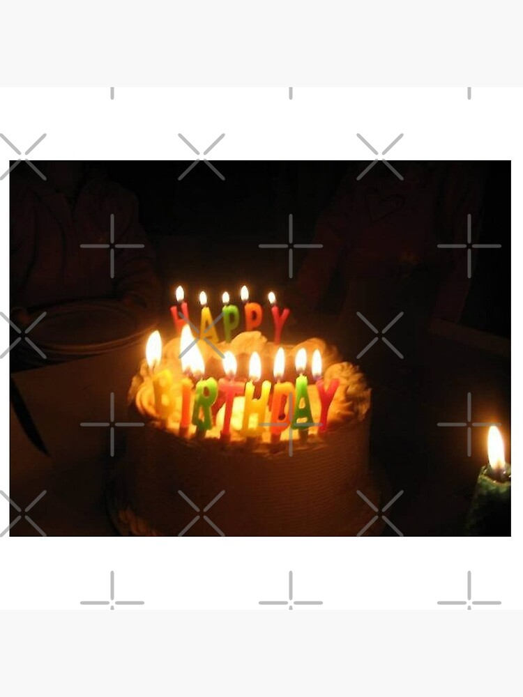 Happy Birthday, Candles  by PicsByMi