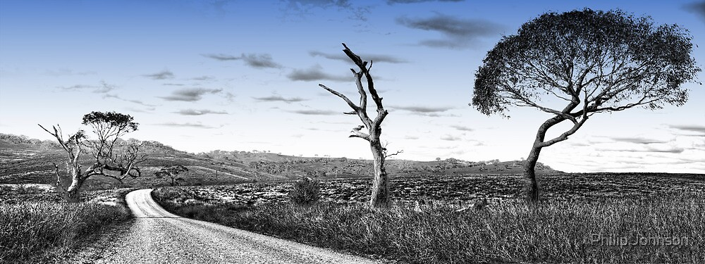Variations #1 -  Somewhere Near Oberon, NSW - THe HDR Experience by Philip Johnson