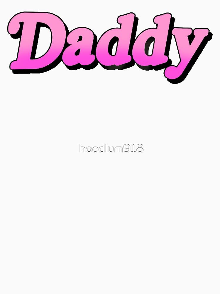 Daddy v1 (Pink) by hoodlum918