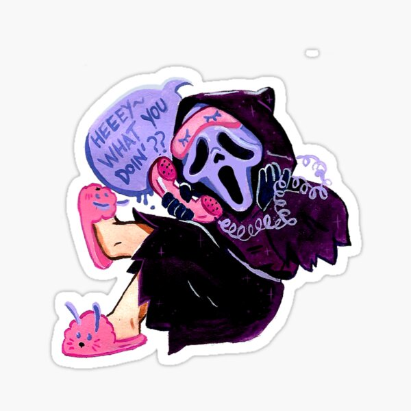 Phonecall Sticker