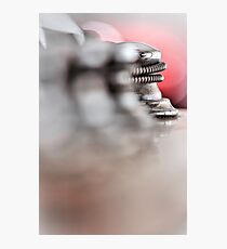 Abstract Bass... Photographic Print