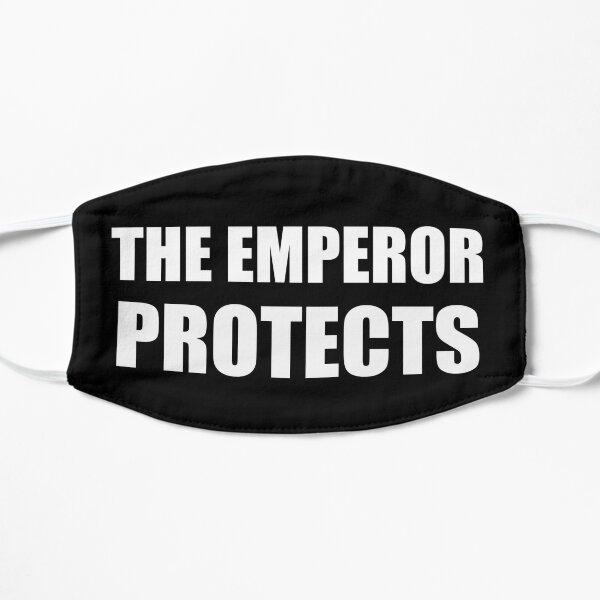 L'empereur protège Masque sans plis