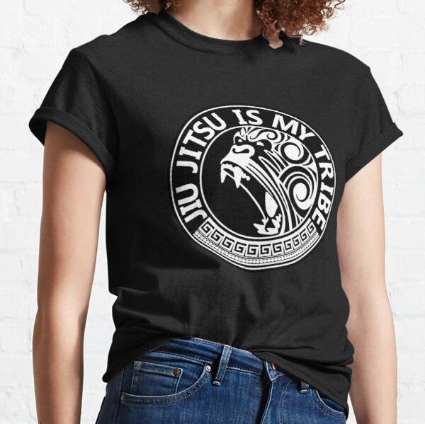 Jiu Jitsu is my Tribe - Lifestyle of a jiu jitsu practitioner Classic T-Shirt
