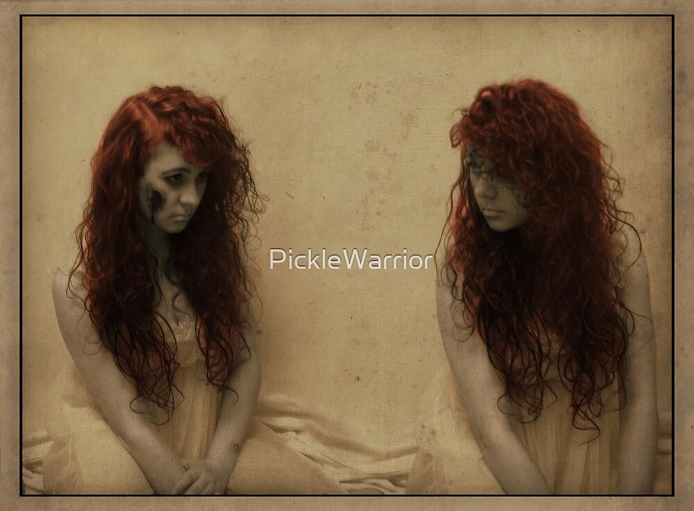 In white - Lost memories by PickleWarrior