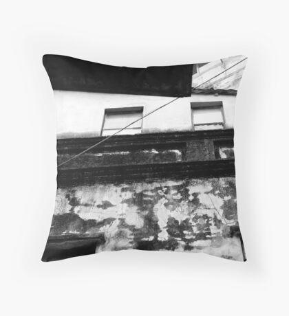 unttiled #100 Throw Pillow