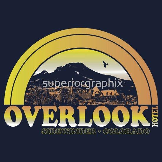 TShirtGifter presents: Overlook Hotel | Unisex T-Shirt
