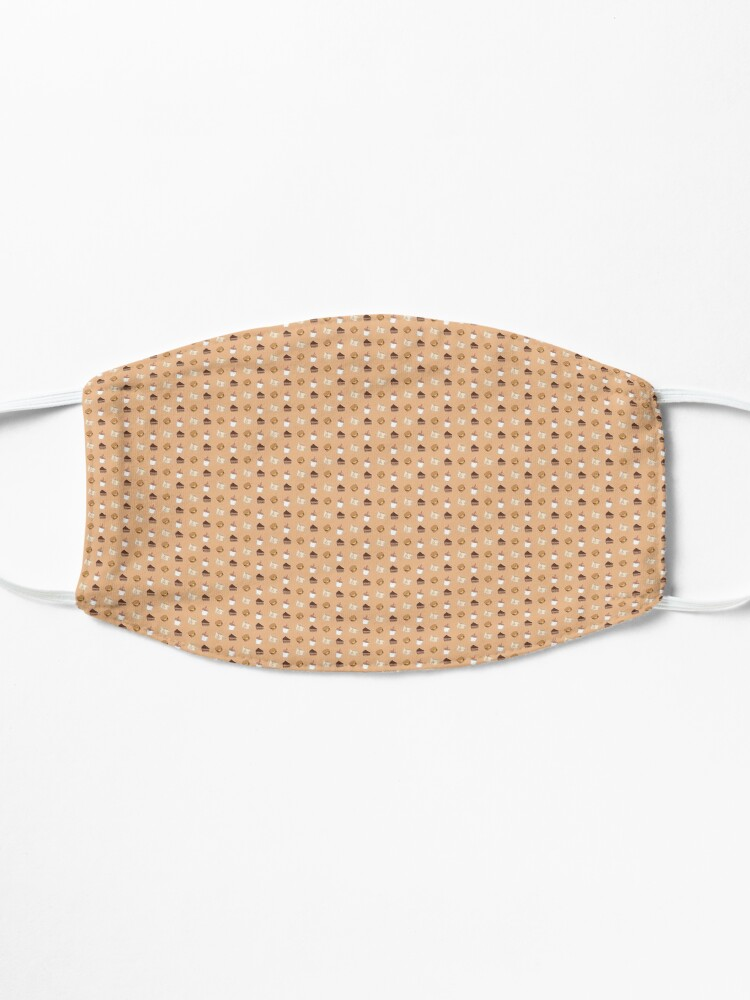 Alternate view of Domeni Food Pattern Mask