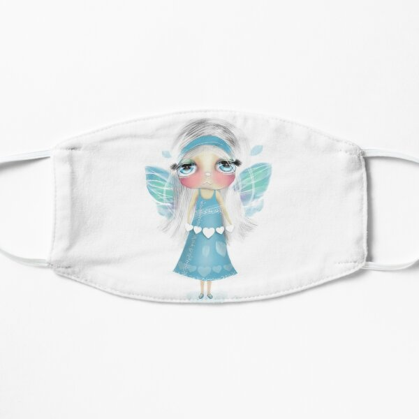 paper hearts and pretty wings Mask