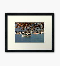 Crawley Bay Framed Print