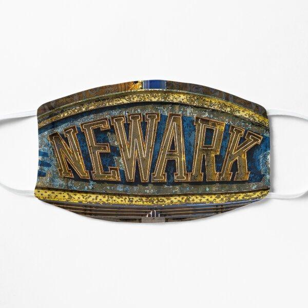 Newark Sign  - Art Deco Mask