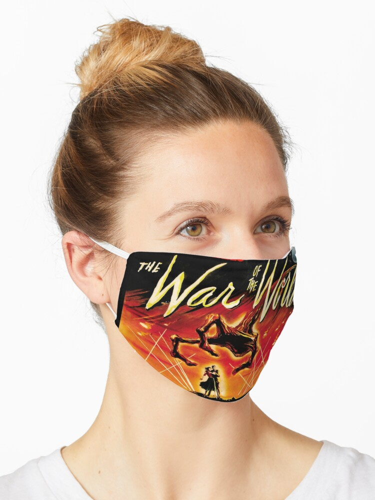 "H.G. Wells The War of the Worlds"" Mask by Glennascaul 