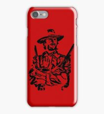 outlaw josie wales t-shirt iPhone Case/Skin