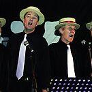 Barbershop Quartet - Merimbula, NSW by Bev Pascoe