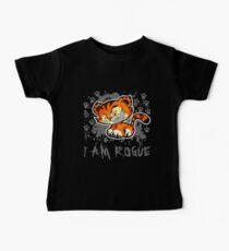 RogueTiger.com - Smirk Gray (dark) Kids Clothes