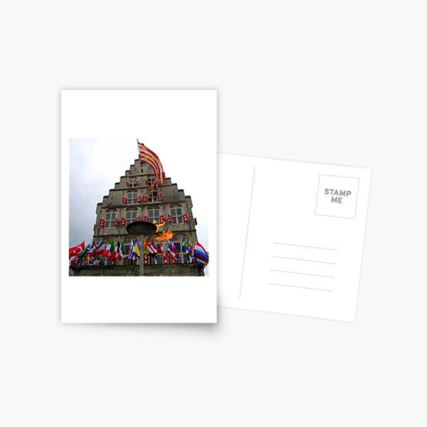5th of May 2012 Postcard