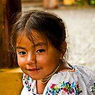 Faces of Ecuador 1 by Sue Ratcliffe