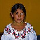 Faces of Ecuador 2  by Sue Ratcliffe