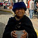 Faces of Ecuador 4 by Sue Ratcliffe