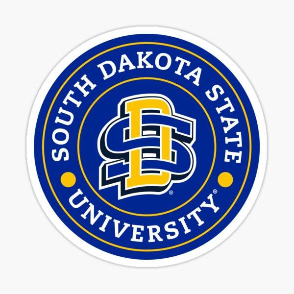 South Dakota State University - SD Wordmark Sticker