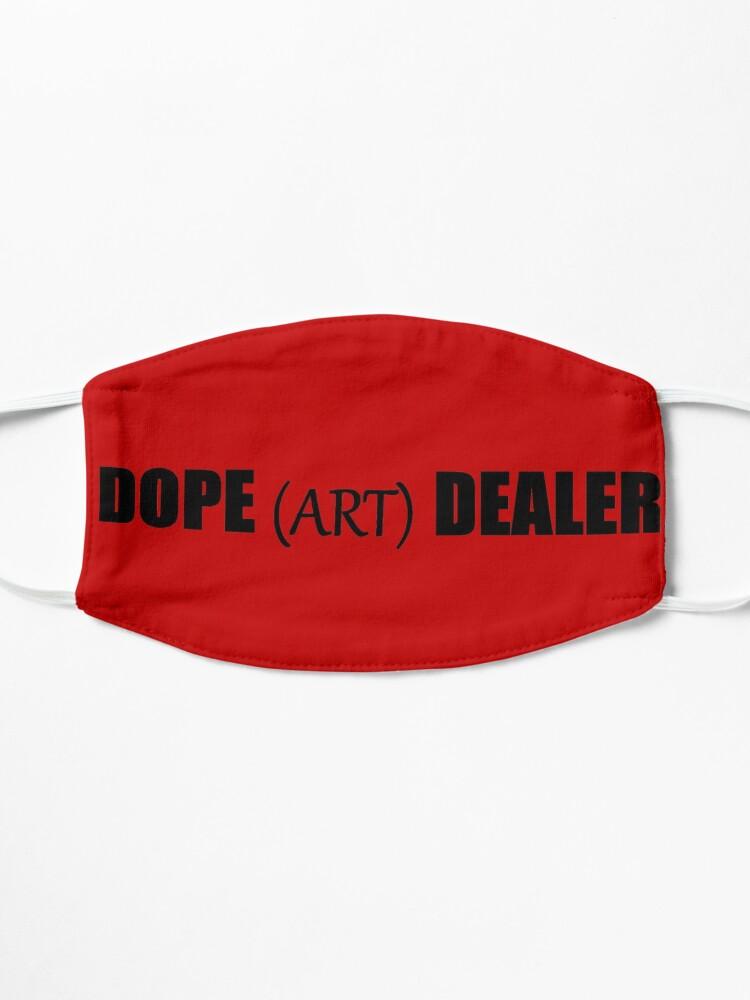 Alternate view of DOPE (ART) DEALER Mask