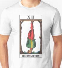 Hanged Man Tarot Unisex T-Shirt