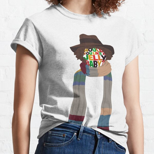 Would You Like A Jelly Baby? Classic T-Shirt