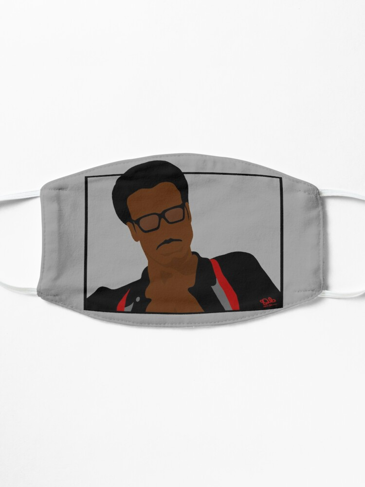 Alternate view of Aint Nobody Come to See You Otis! Mask
