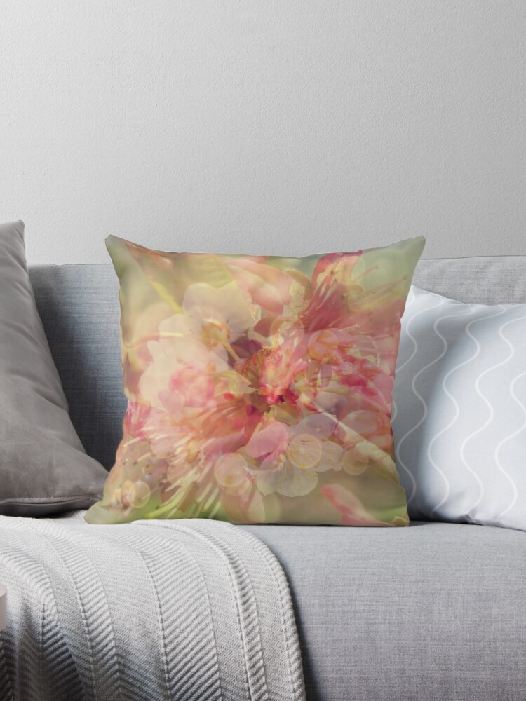 Peach blossom pattern by Chari-ot