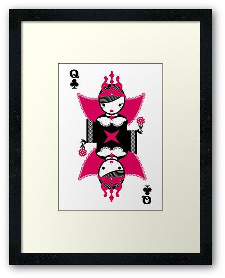 Queen of Clovers by Marco Recuero