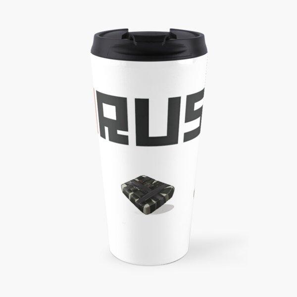 Rust Raid  Travel Mug