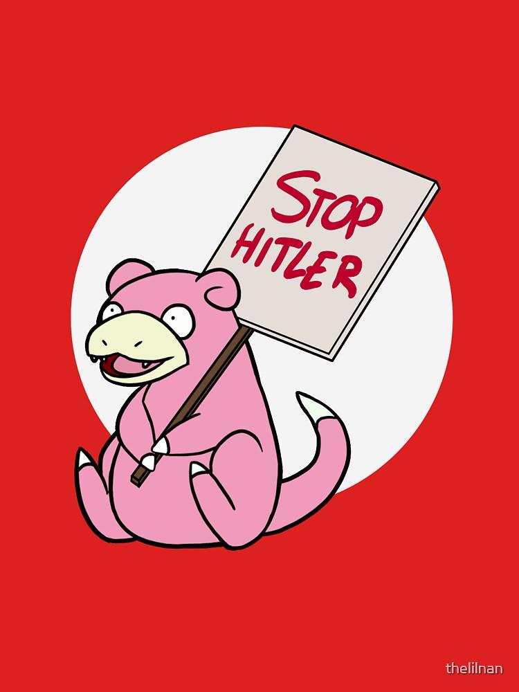 Slowpoke Protest | Unisex T-Shirt