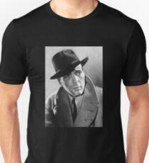 Humphrey Bogart drawing Unisex T-Shirt