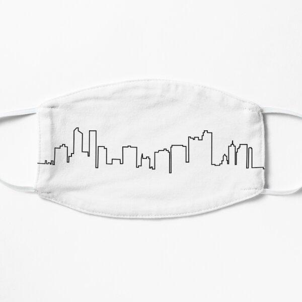 Denver, Colorado City Skyline Mask