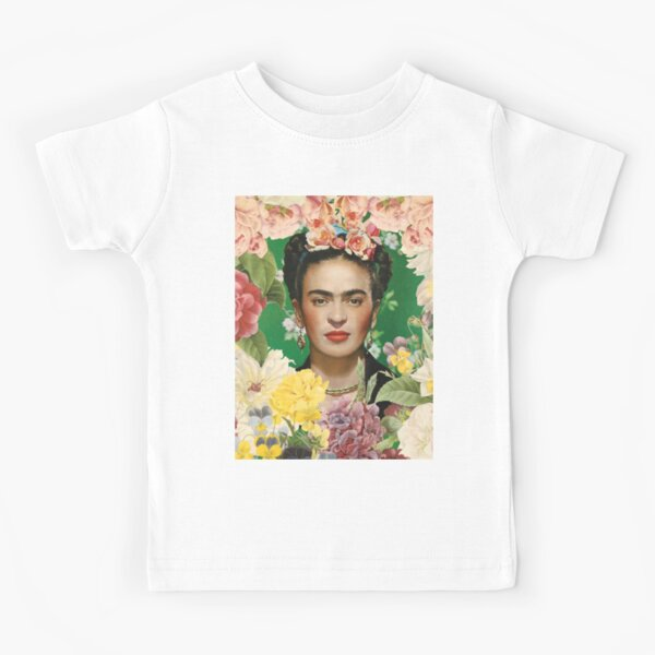 Frida Kahlo IV Kids T-Shirt