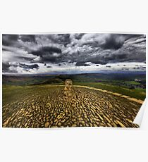 Mam Tor View Poster