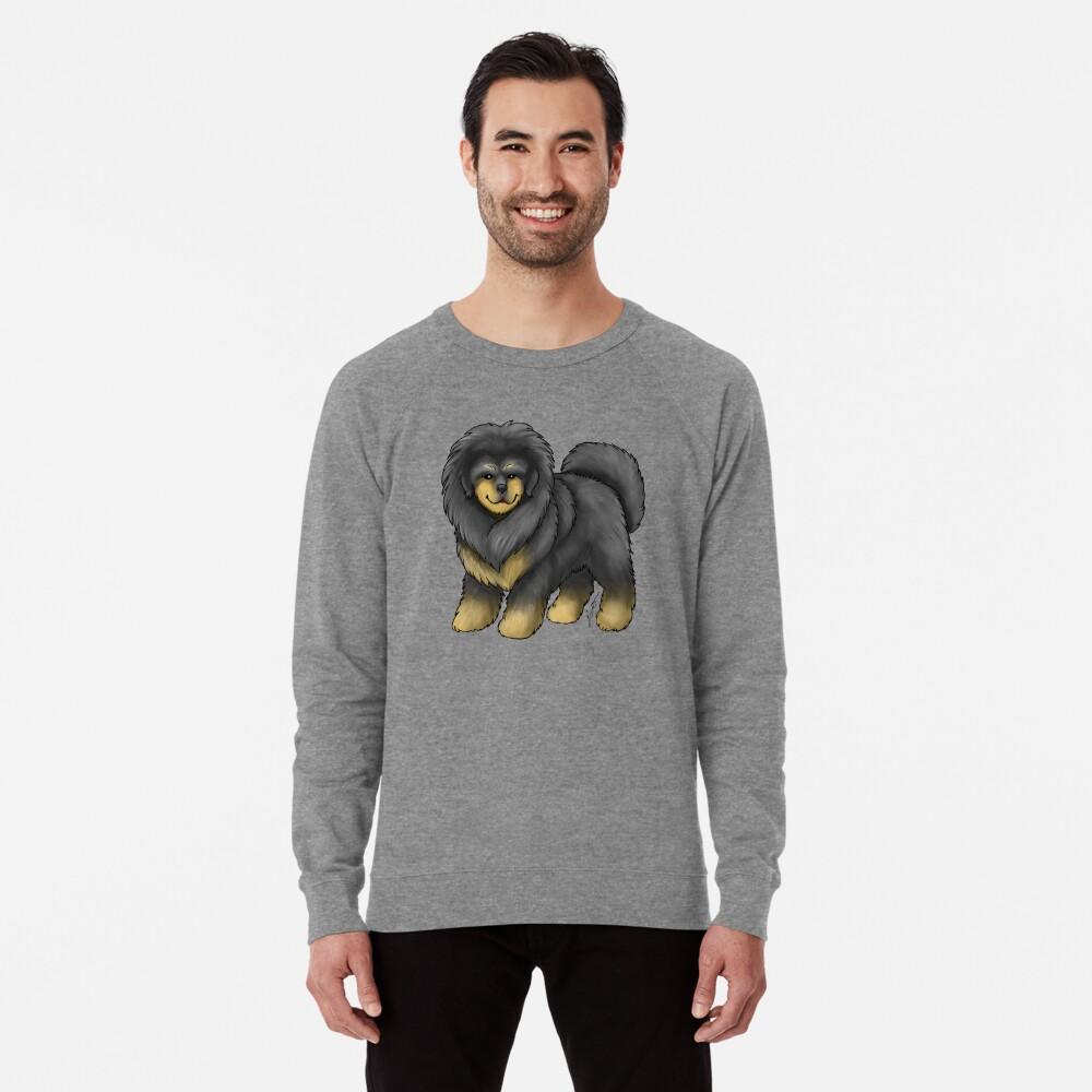 Tibetan Mastiff Lightweight Sweatshirt