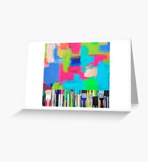 Real Weapons Of Mass Creation Greeting Card