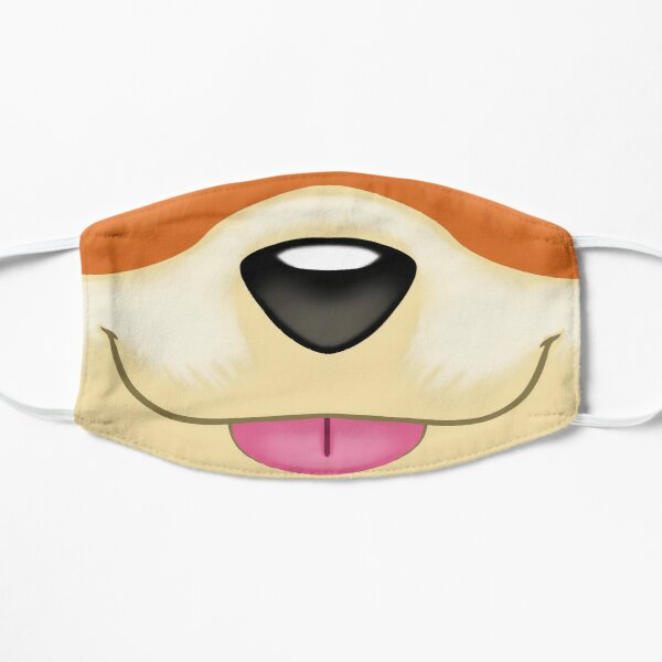 Fire Pup Mask