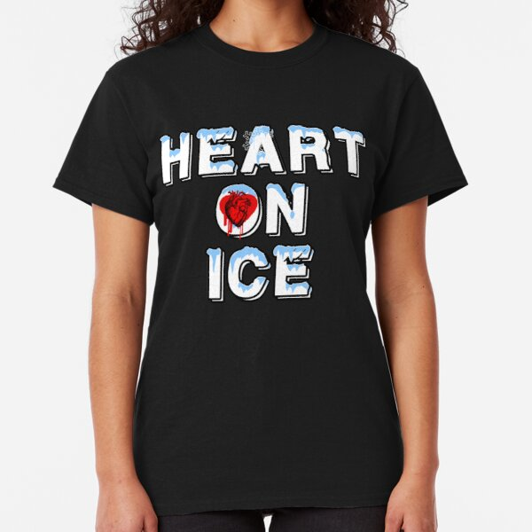Heart On Ice Classic T-Shirt