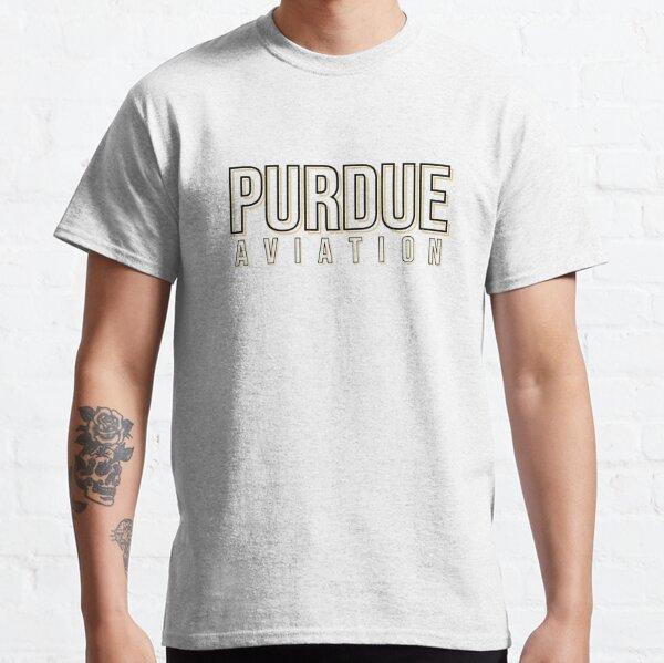 Purdue University Aviation Classic T-Shirt