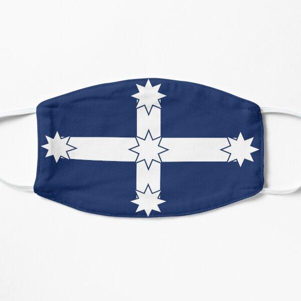 Eureka Flag, iconic Australian flag of democracy Flat Mask