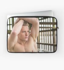 Muscle Beauty at Low Tide with Daniel Laptop Sleeve